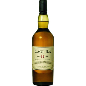 Caol Ila 12 Year Old Single Malt Scotch Whisky - CaskCartel.com