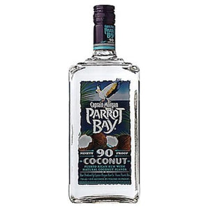Parrot Bay Coconut Rum 90 Proof - CaskCartel.com