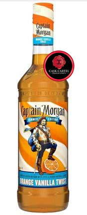 Captain Morgan Orange Vanilla Twist - CaskCartel.com