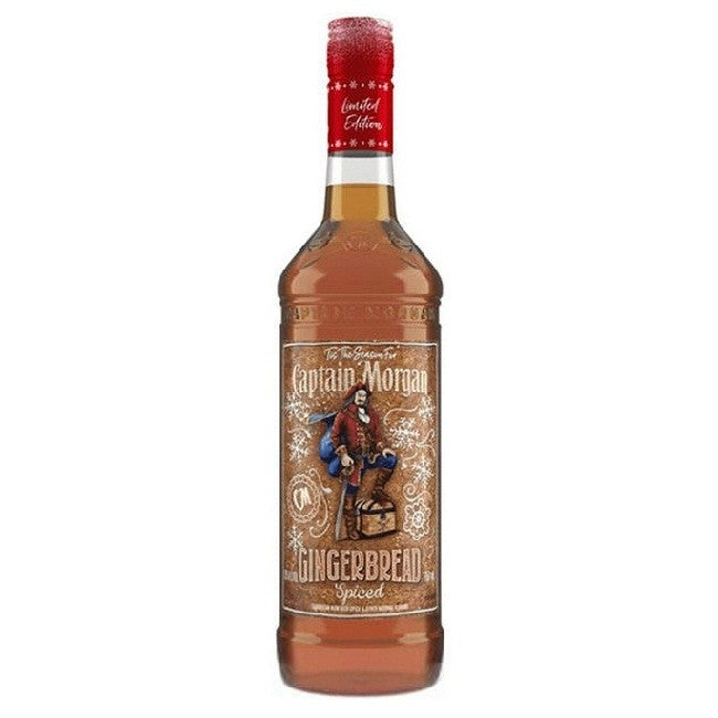 Captain Morgan Gingerbread Spiced Rum