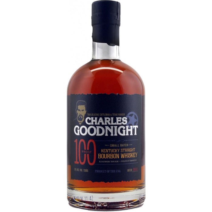 Charles Goodnight Kentucky Straight Bourbon Whiskey