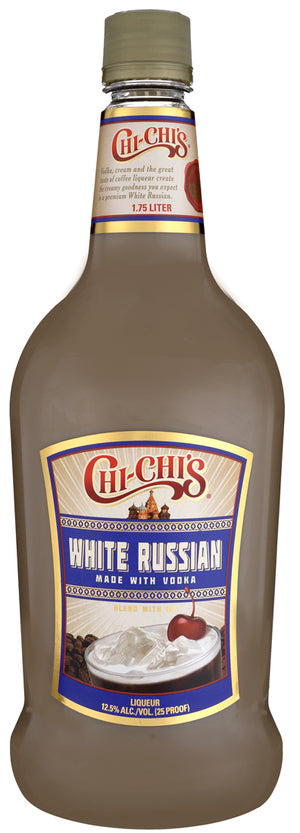 Chi Chi's White Russian Ready To Drink Cocktail at CaskCartel.com