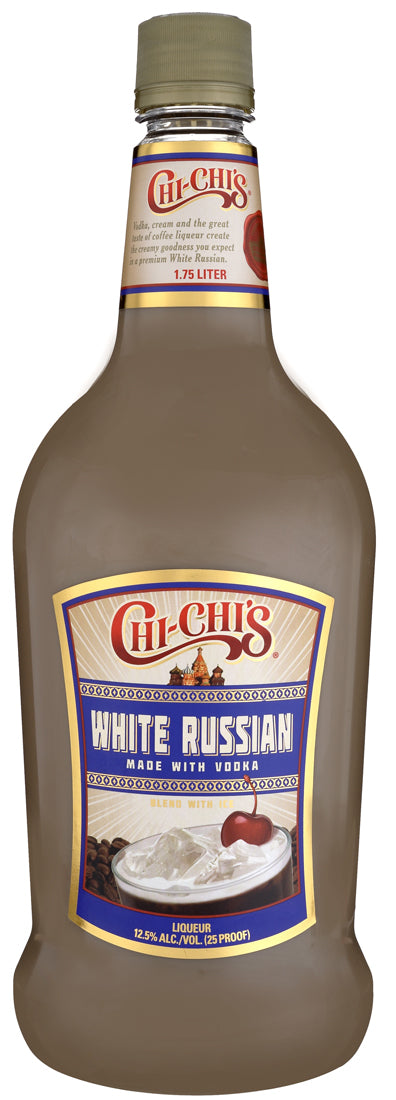 Chi Chi's White Russian Ready To Drink Cocktail