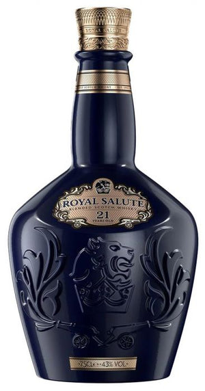 Royal Salute 21 Year Old Blended Scotch Whisky - CaskCartel.com