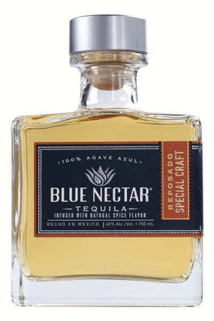 Blue Nectar Reposado Special Craft Tequila at CaskCartel.com