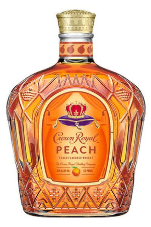 Crown Royal Peach Canadian Whisky - CaskCartel.com