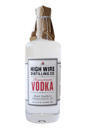 High Wire Distilling Co. Hometown Vodka - CaskCartel.com