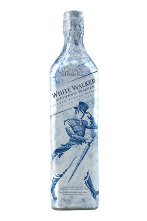 Game of Thrones | White Walker by Johnnie Walker CaskCartel.com