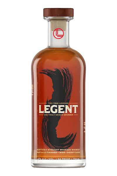 Legent Bourbon Whiskey by Jim Beam Suntory - Limited Release