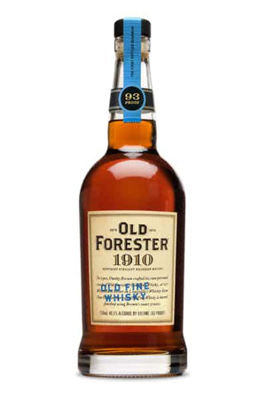 Old Forester 1910 Old Fine Whiskey - CaskCartel.com