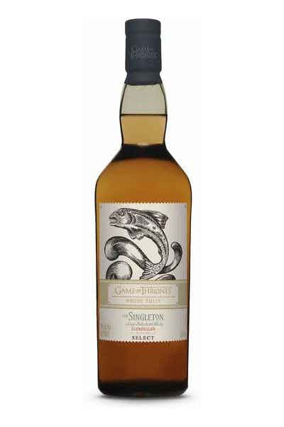 GAME OF THRONES | House Tully Singleton of Glendullan Select Limited Edition - CaskCartel.com
