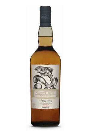 GAME OF THRONES | House Tully Singleton of Glendullan Select Limited Edition CaskCartel.com