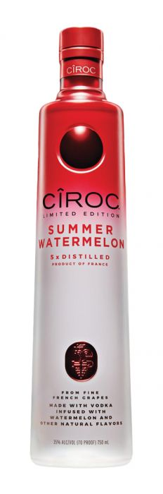 Ciroc Watermelon Vodka - Summer Watermelon Limited Edition - CaskCartel.com