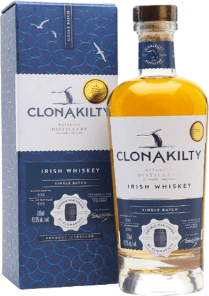 Clonakilty Single Batch Double Oak Finish Irish Whiskey at CaskCartel.com