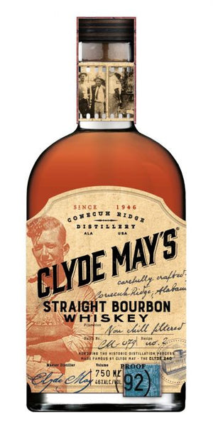 Clyde May's Straight Bourbon Whiskey - CaskCartel.com