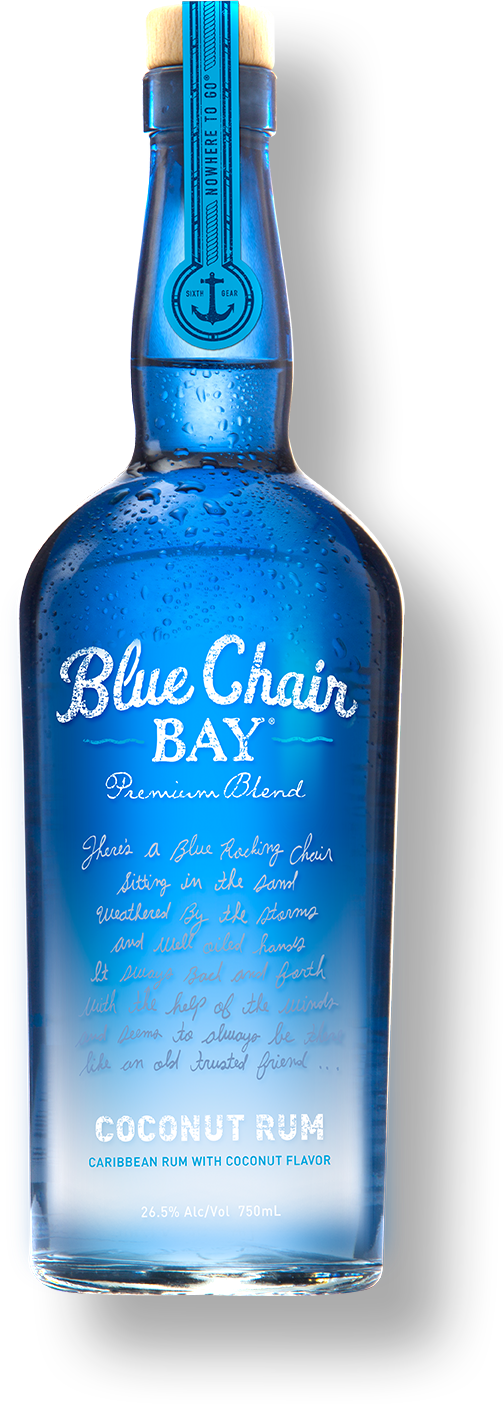 Kenny Chesney | Blue Chair Bay Coconut Rum