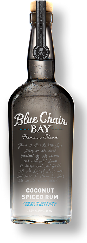 Kenny Chesney | Blue Chair Bay Coconut Spiced Rum at CaskCartel.com