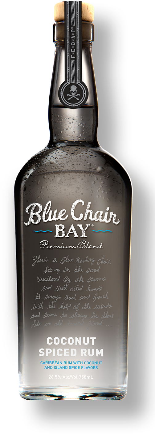 Kenny Chesney | Blue Chair Bay Coconut Spiced Rum