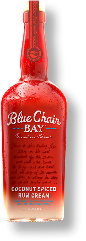 Kenny Chesney | Blue Chair Bay Coconut Spiced Cream Rum at CaskCartel.com