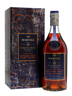 Martell Cordon Bleu Intense Heat Cask Finish Limited Edition Cognac - CaskCartel.com
