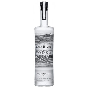 Cold River Vodka at CaskCartel.com