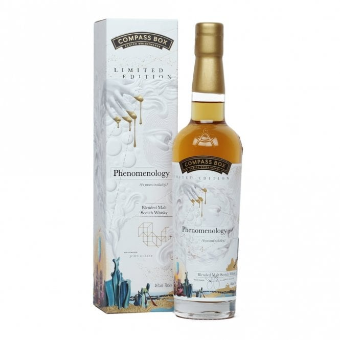 Compass Box Phenomenology Blended Scotch Whiskey