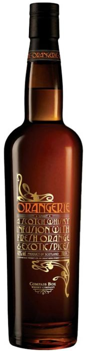 Compass Box Orangerie Scotch Whisky Infusion - CaskCartel.com