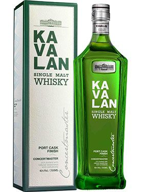 Kavalan Concertmaster Taiwanese Single Malt Whisky