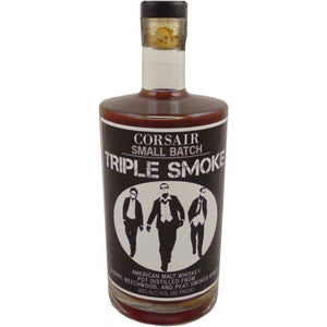 Corsair Triple Smoke Malt Whiskey - CaskCartel.com
