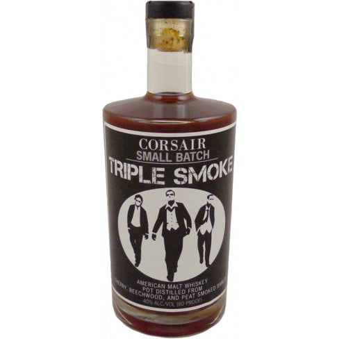 Corsair Triple Smoke Malt Whiskey
