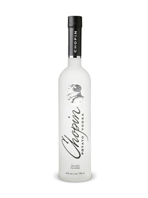 Chopin Potato Black Vodka - CaskCartel.com