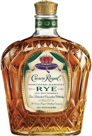 Crown Royal Northern Harvest Rye Whisky - CaskCartel.com