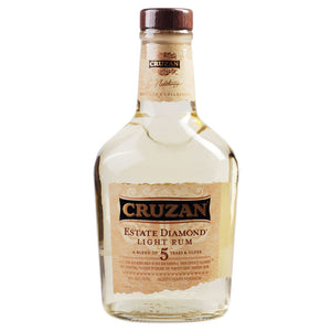 Cruzan Estate Diamond Light 5 Year Rum - CaskCartel.com