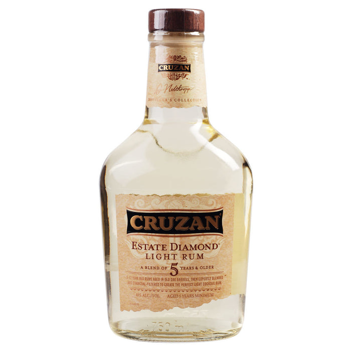 Cruzan Estate Diamond Light 5 Year Rum