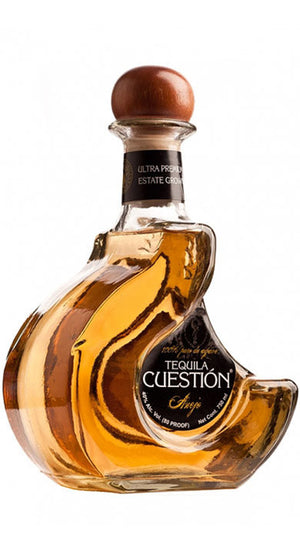 Cuestion Anejo Tequila at CaskCartel.com