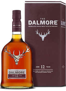 Dalmore 12 Year Old Single Malt Scotch Whisky - CaskCartel.com