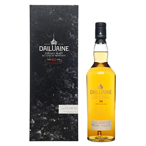 Dailuaine Limited Release 34 Year Old Natural Cask Strength Single Malt Scotch Whisky at CaskCartel.com