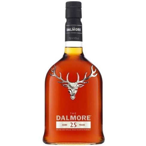 Dalmore 25 Year Old Single Malt Scotch Whisky - CaskCartel.com