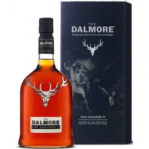 Dalmore Distillery King Alexander III Single Malt Scotch Whisky