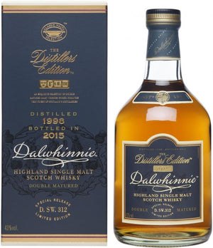 Dalwhinnie Distillers Edition Single Malt Scotch Whisky - CaskCartel.com