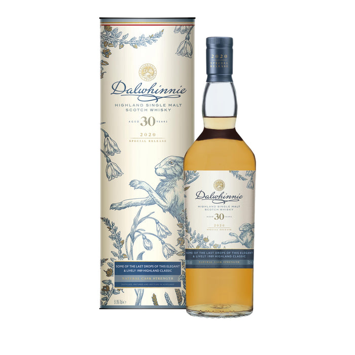 Dalwhinnie 1989 - 30 Year Old - Special Releases 2020 Highland Single Malt Scotch Whisky