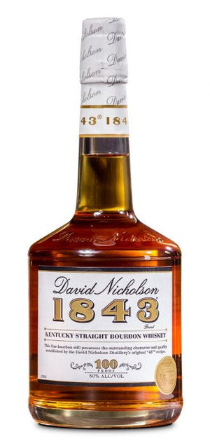 David Nicholson 1843 Bourbon Whiskey - CaskCartel.com