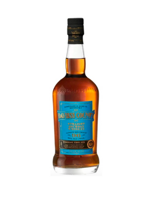 DAVIESS COUNTY Kentucky Straight Whiskey