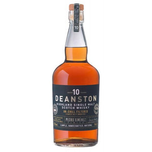 Deanston 10 Year Old Pedro Ximenez Single Malt Scotch Whisky - CaskCartel.com