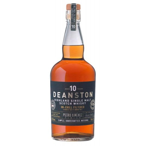 Deanston 10 Year Old Pedro Ximenez Single Malt Scotch Whisky