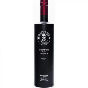 Death Wish Coffee Vodka - CaskCartel.com