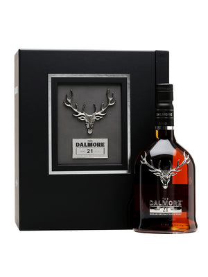 Dalmore 21 Year Old Highland Single Malt Scotch Whisky - CaskCartel.com