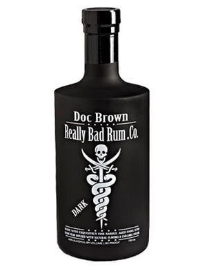 Doc Brown Really Bad Rum - CaskCartel.com