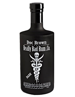 Doc Brown Really Bad Rum