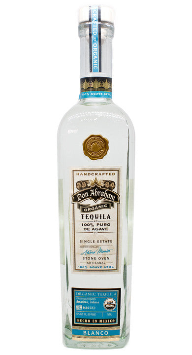 Don Abraham Blanco Tequila